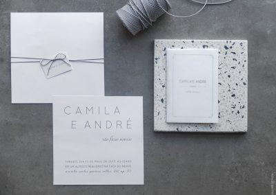Noivado Camila e André